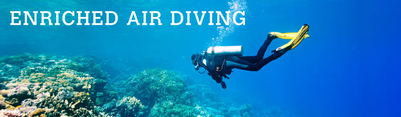 ENRICHED AIR DIVING